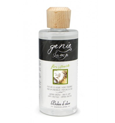 genie oil 500 ml white flower