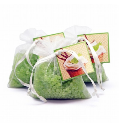 Scented resins  Lime Delice