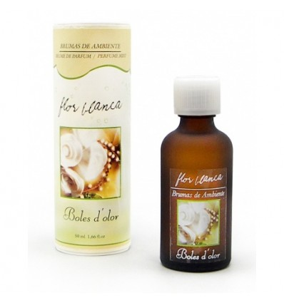 PACK 4 White Flower Mist oil 50 ml CARRIAGE PAID ORDER