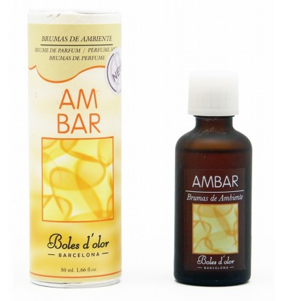Ambar mist oil 50 ml