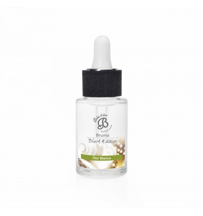 Water Soluble Black Edition Mist Oil White Flowers 30 ml