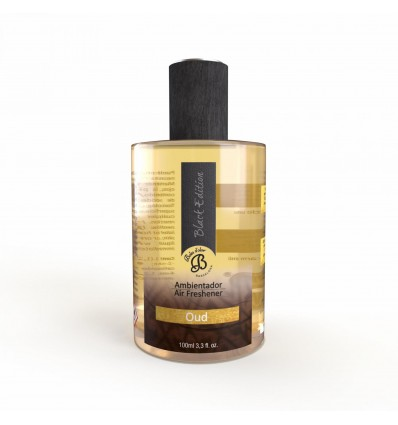 Air freshener Spray Black Edition Oud 100 ml