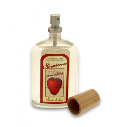 Air freshener Spray Strawberries 100 ml