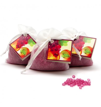 Scented resins Red Grapes