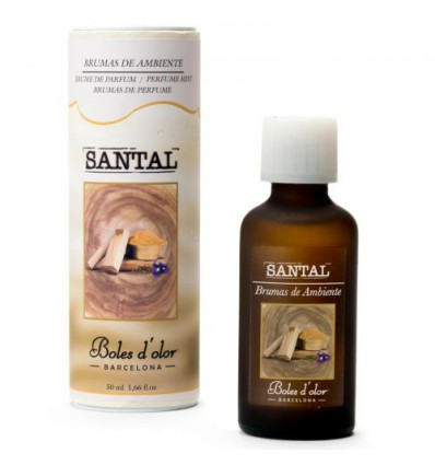 Santal Mist oil 50 ml