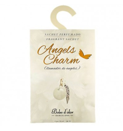 Scented sachet Angels charm