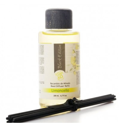 DIFFUSER REFILL 200 ML LIMONCELLO BLACK EDITION